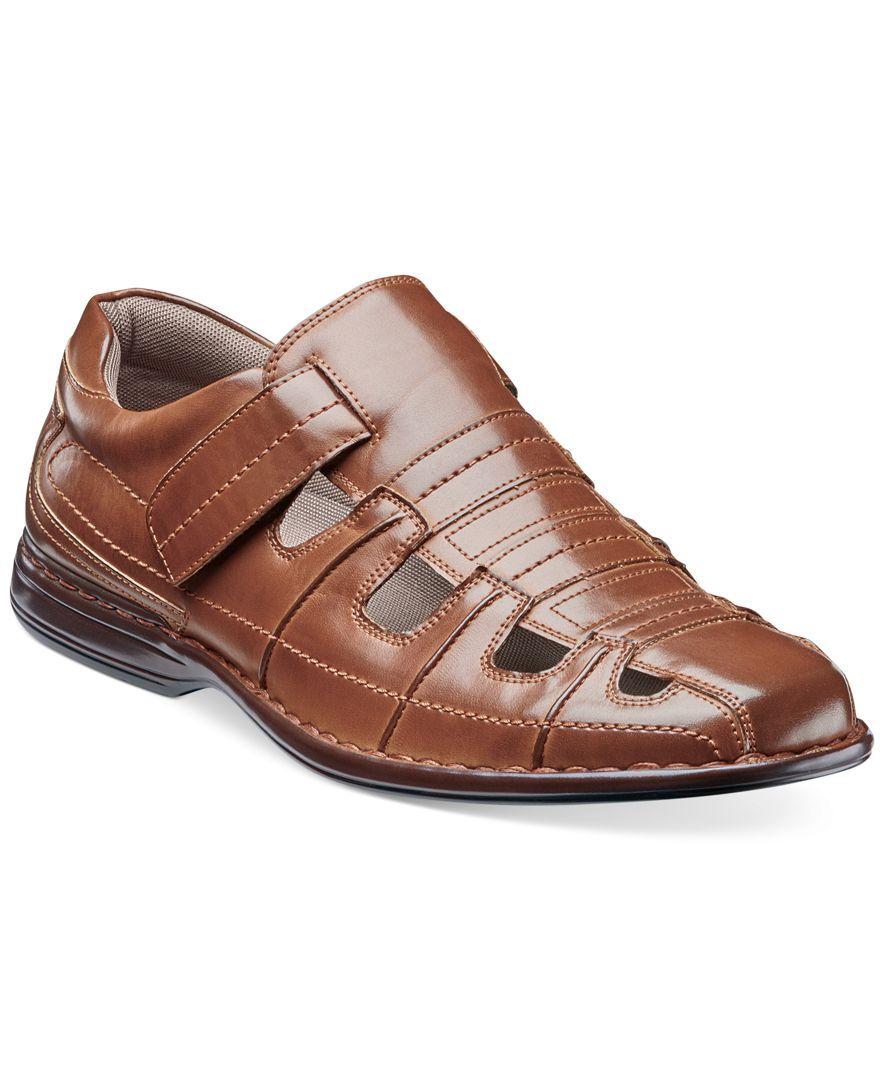 Stacy Adams Belmar Fisherman Sandals - All Men's Shoes - Men - Macy's