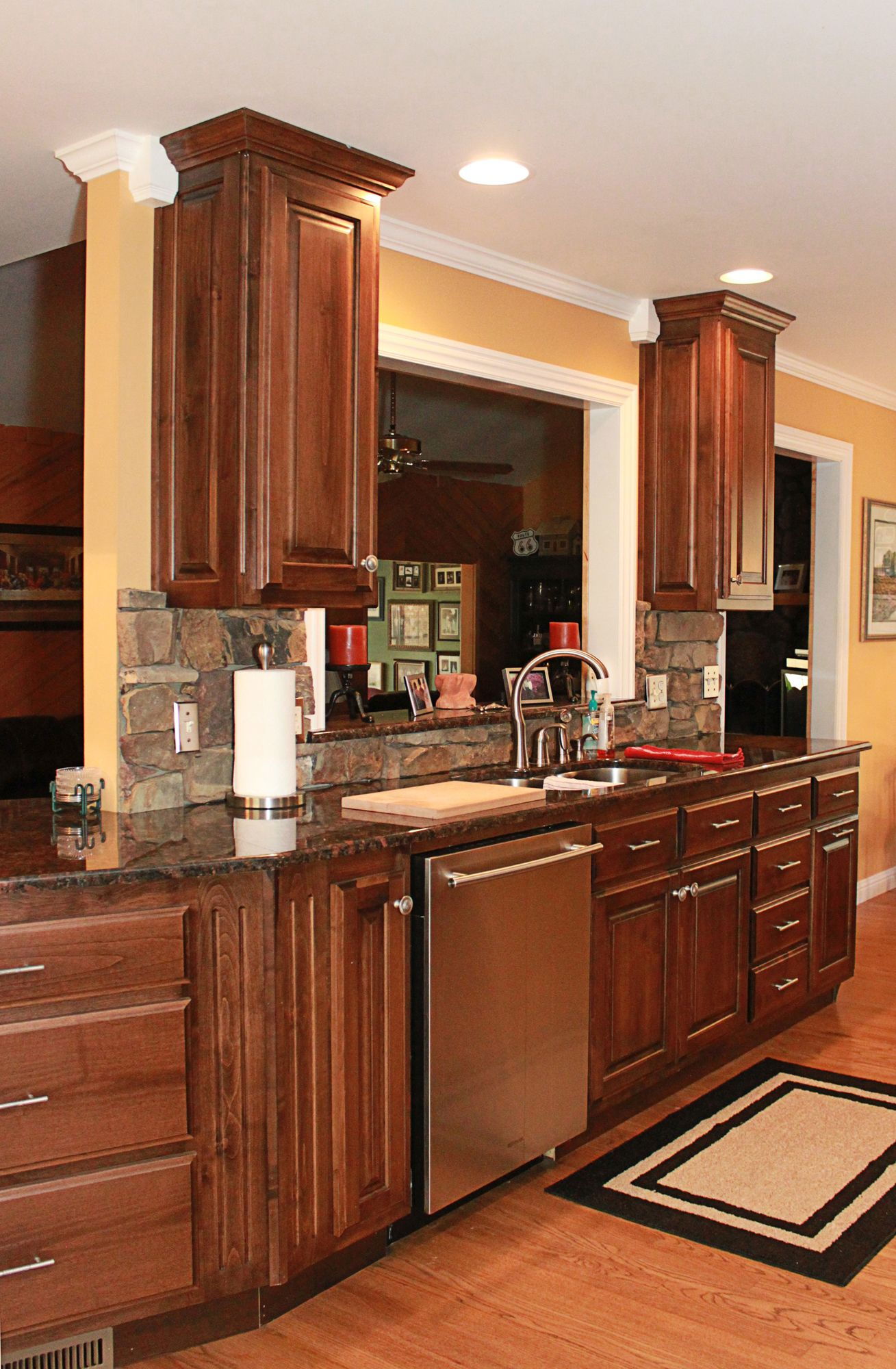 Pin by Cabinets Plus on Clear Alder Cabinets   Alder ...