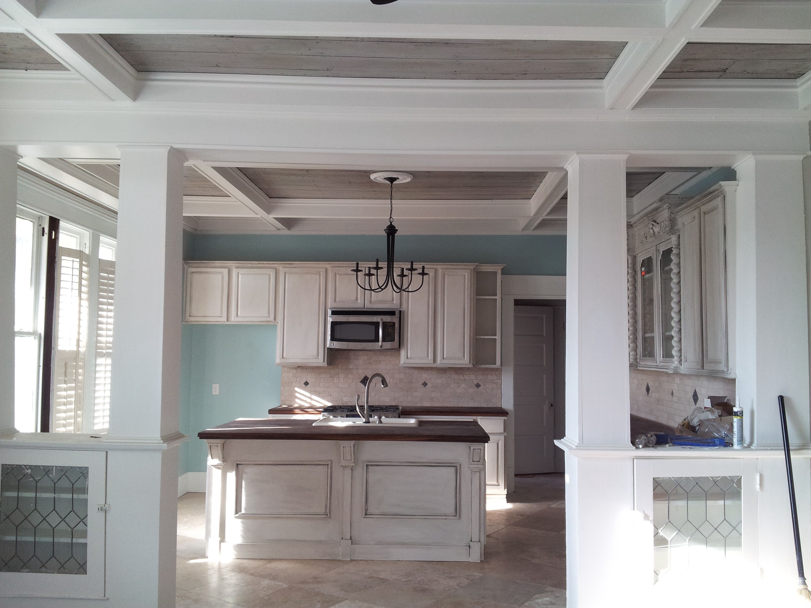 Beach Cottage Kitchen 1920 S Bungalow Renovated Beach House Kitchen Dream Home