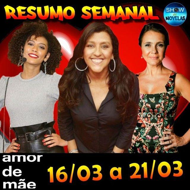 Amor De Mae Resumo Semanal Completo 16 02 A 21 03 Acesse O Link No Perfil Showdenovelass Ou Acesse Www Youtube Com C Todezoio In 2020 Movie Posters Movies