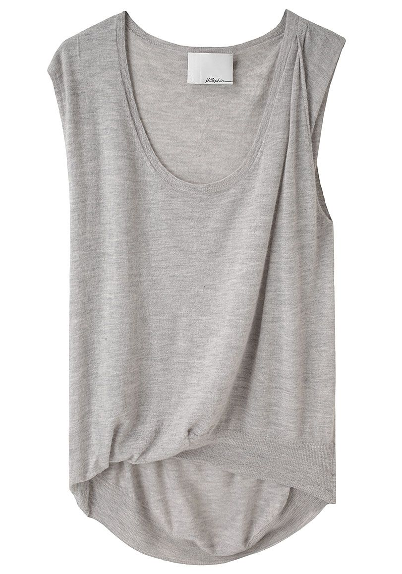 e705ee04d9c72 3.1 Phillip Lim   Tuck Front Shell