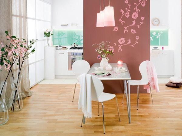 Aranzacja Kuchni I Jadalni W Stylu Romantycznym Zobacz Jak Polaczyc Kuchnie Z Jadalnia Muratordom Pl Home Home Decor House Styles