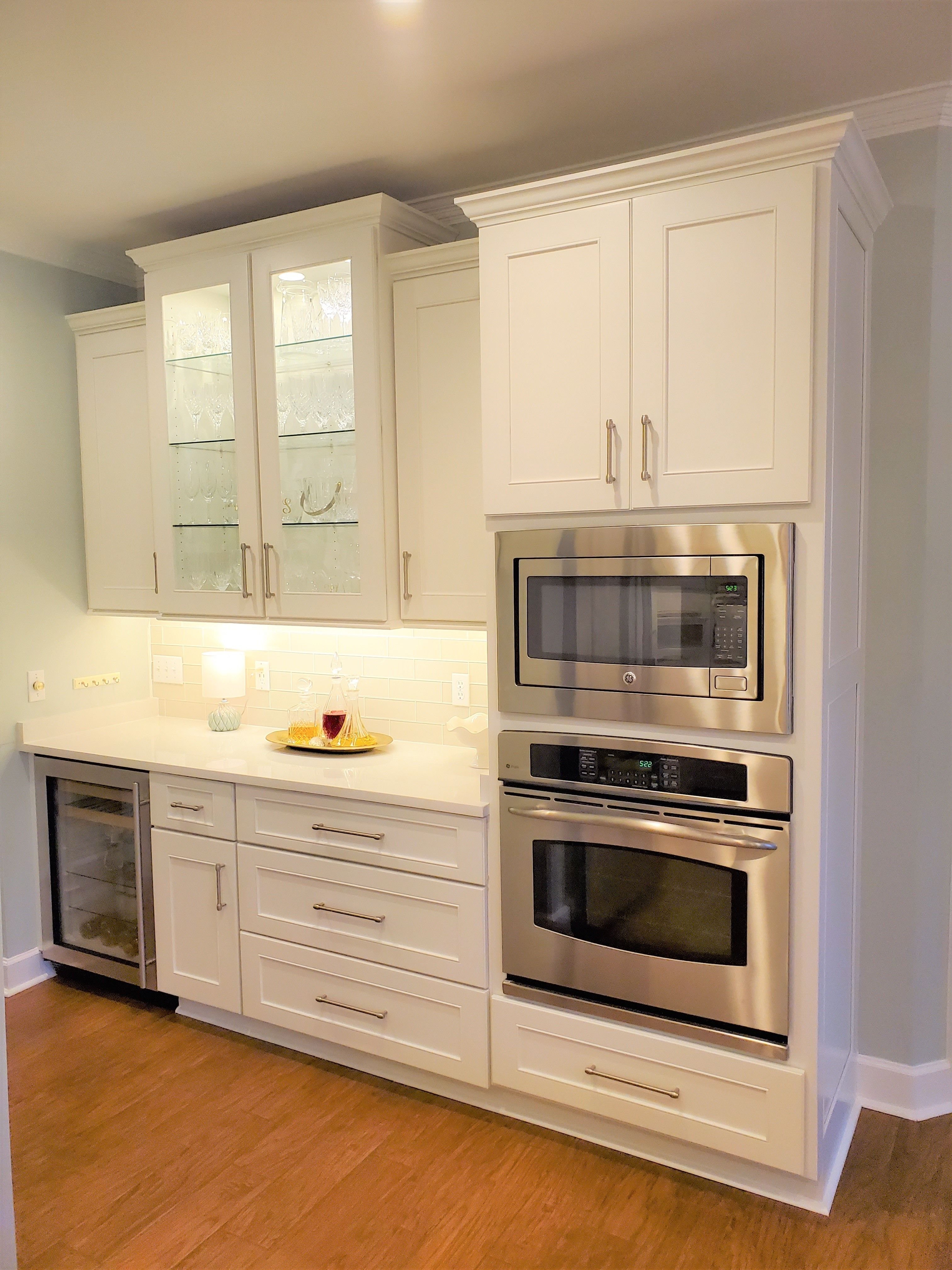 Kitchen Tune Up Savannah Brunswick New Cabinets In 2020 Custom Cabinets Cabinet Kitchen Remodel