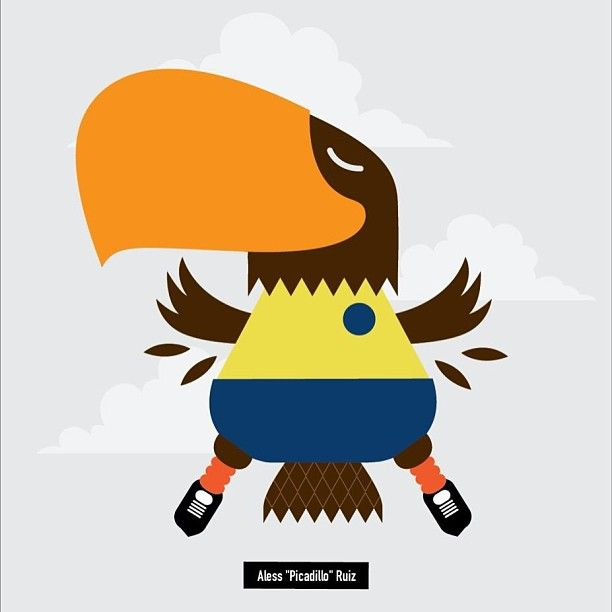 Poster mi version del Tigre Picadillo Ilustradors photo