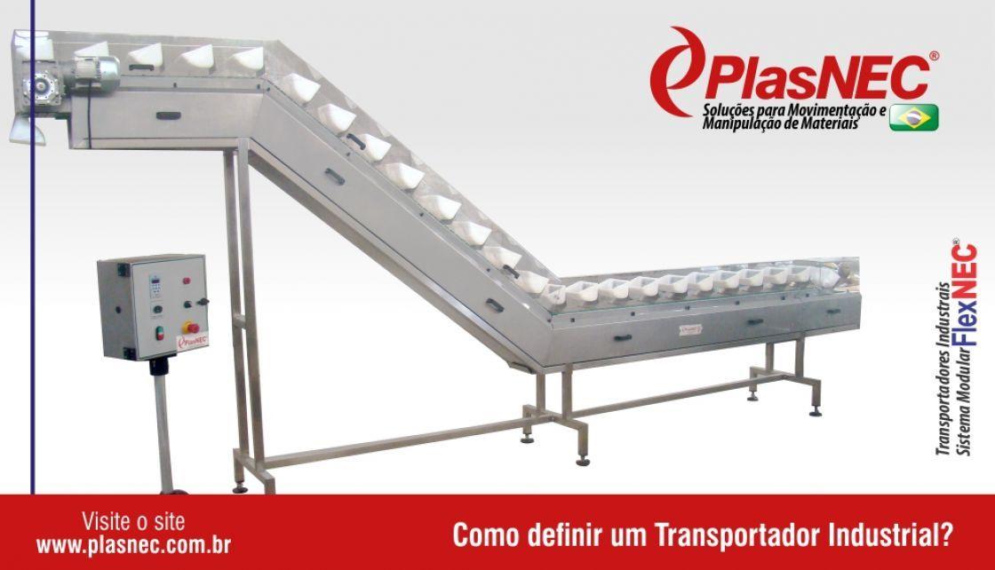 Como definir um Transportador Industrial?