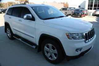 2011 Jeep Grand Cherokee Limited Edition For Sale In North