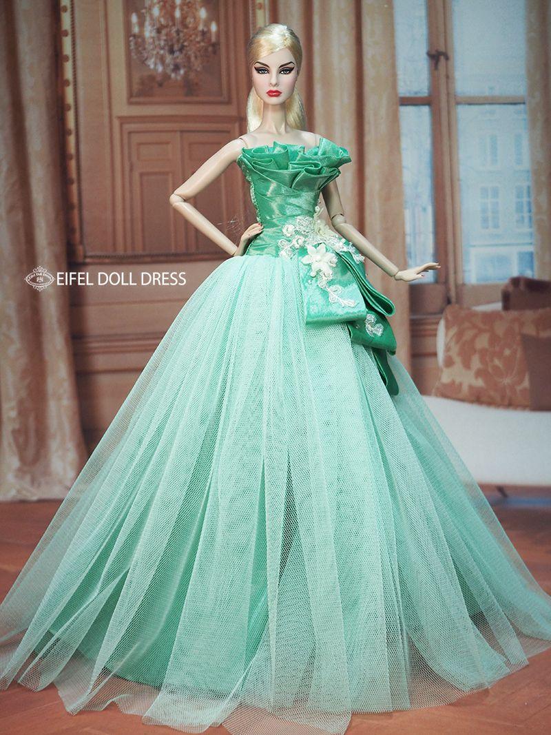 doll #evening #gowns eifel 85 / 12.20.6 | B Ballkleider | Pinterest ...