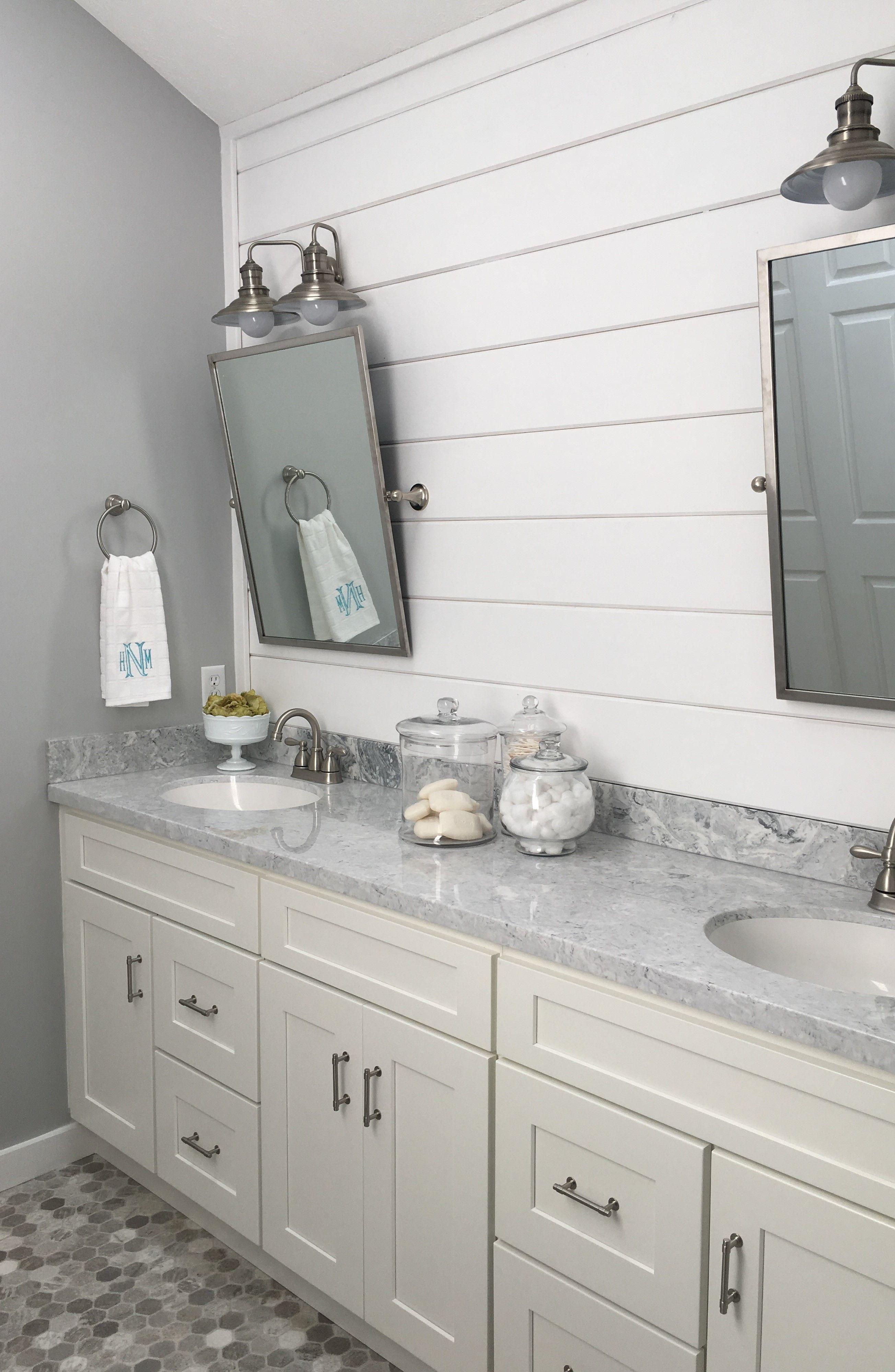 Budget Bathroom Remodel Style master bathroom remodel on a budget | dream bathrooms, farmhouse