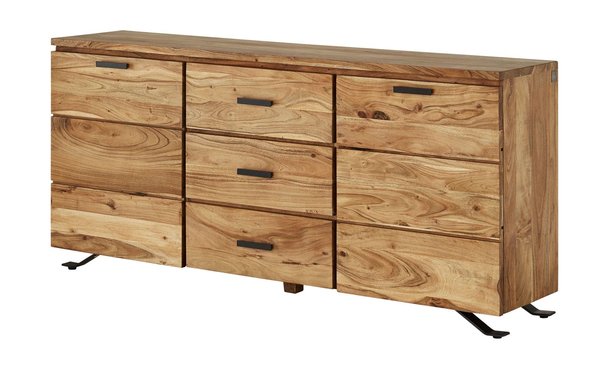 Sideboard Riff Holzfarben Hoffner Und Holz