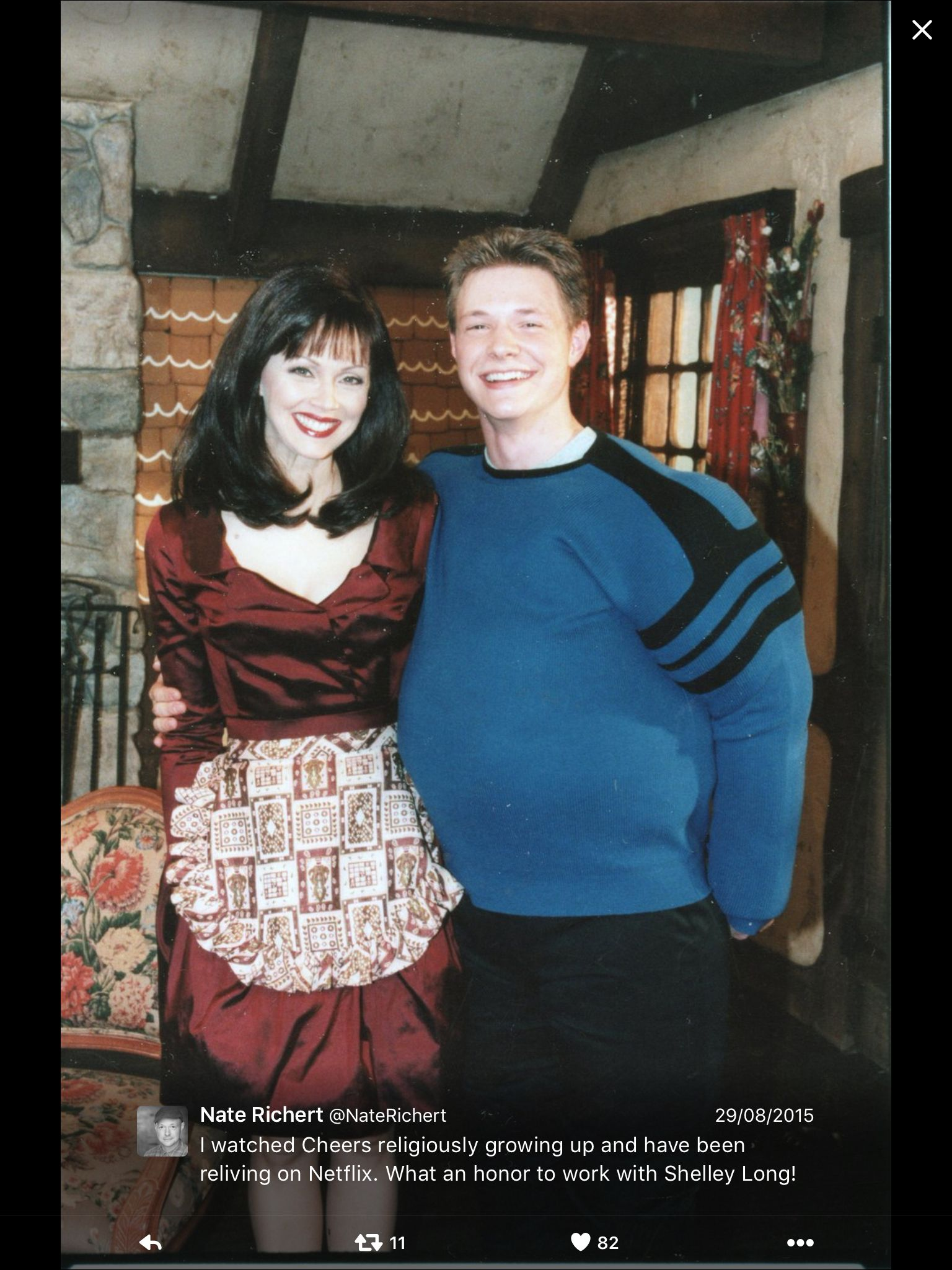 Nate Richert Sabrina Witch Sabrina Spellman Sabrina Official twitter for the guy from that show who looks sooo old now. nate richert sabrina witch sabrina