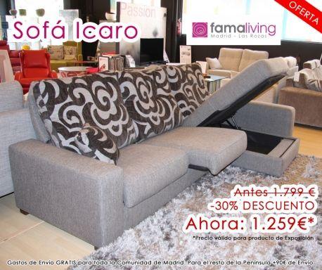 Ofertas por Liquidación en Famaliving Las Rozas | OFERTAS SOFAS Y ...