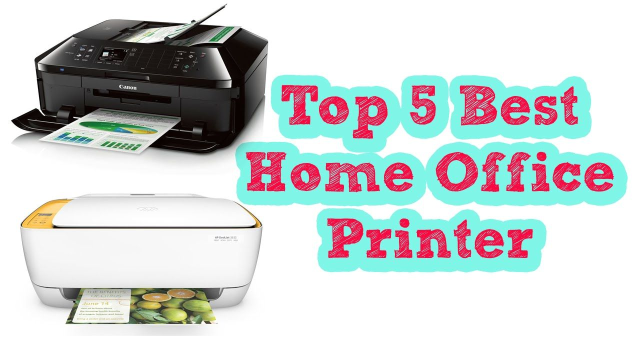 Top 5 Best Home Office Printer 2016 Best Printer 1 Brother Hl L2340dw Compact Laser Printer Monochrome Wireless D Mobile Print Best Printers Office Printers