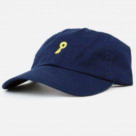 Any Memes Key Emoji Dad Hat Navy Dad Hats