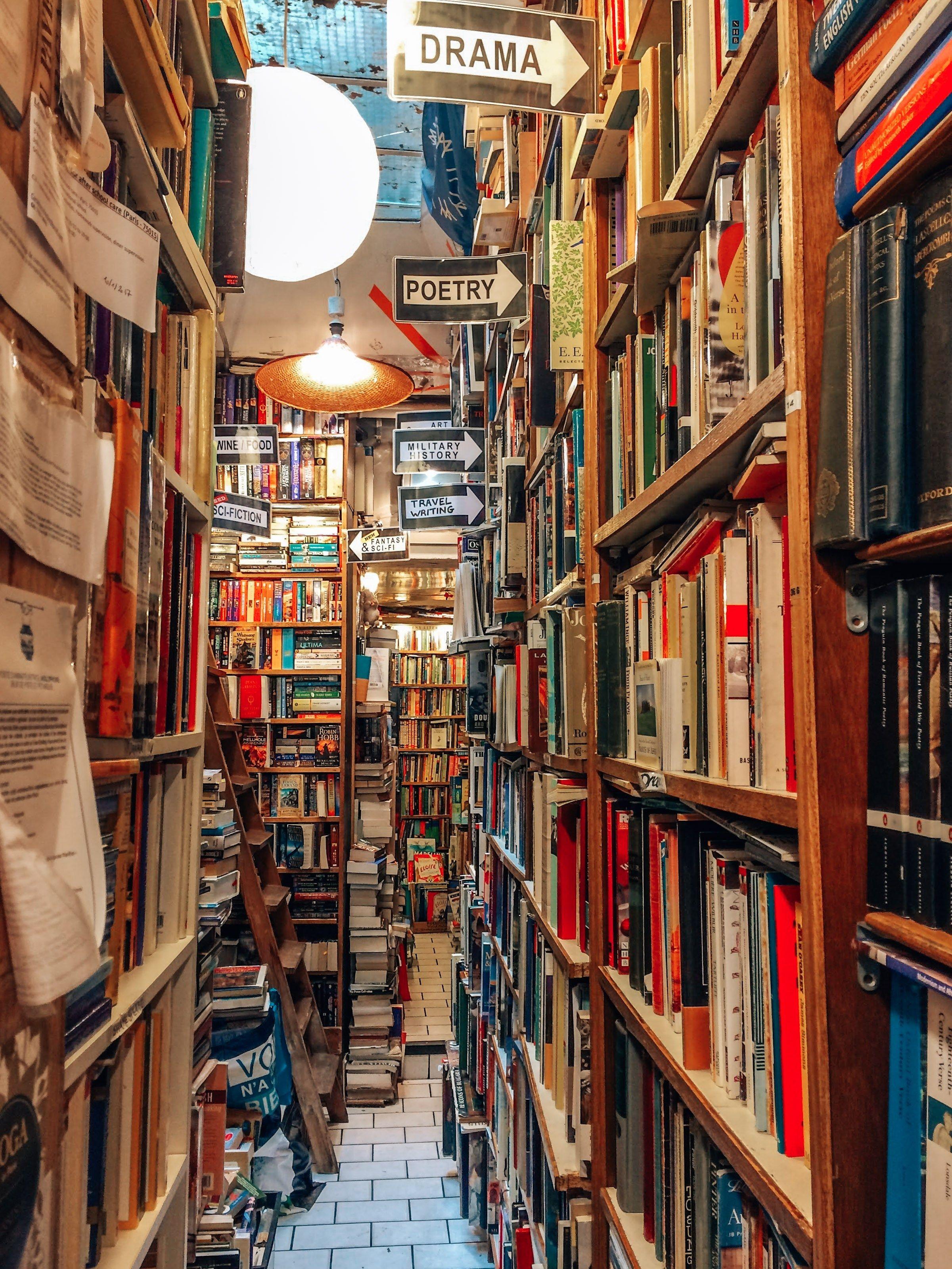 Abbey Bookshop Paris