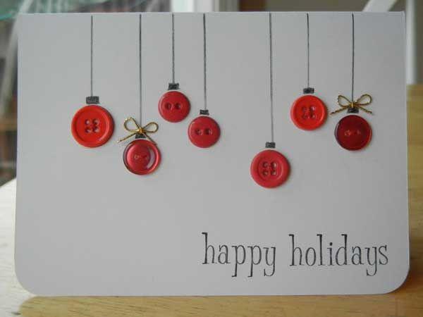 Extrêmement 20 idées pour fabriquer vos propres cartes de vœux personnalisées  VD64