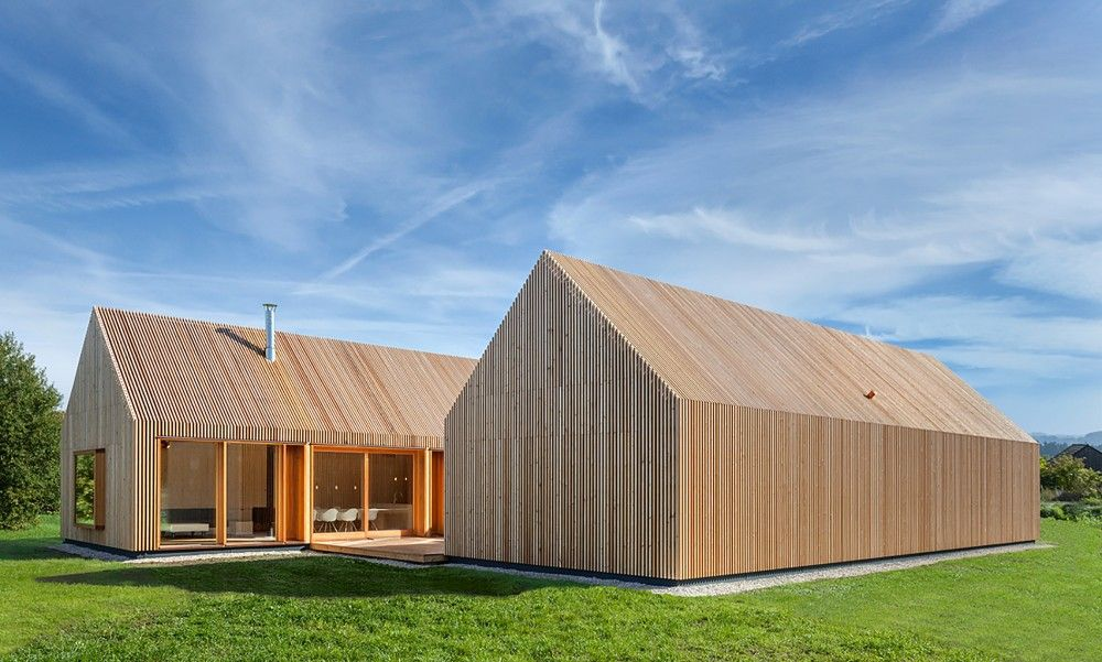 Minimal Design Blog Architecture Pinterest Timber House House
