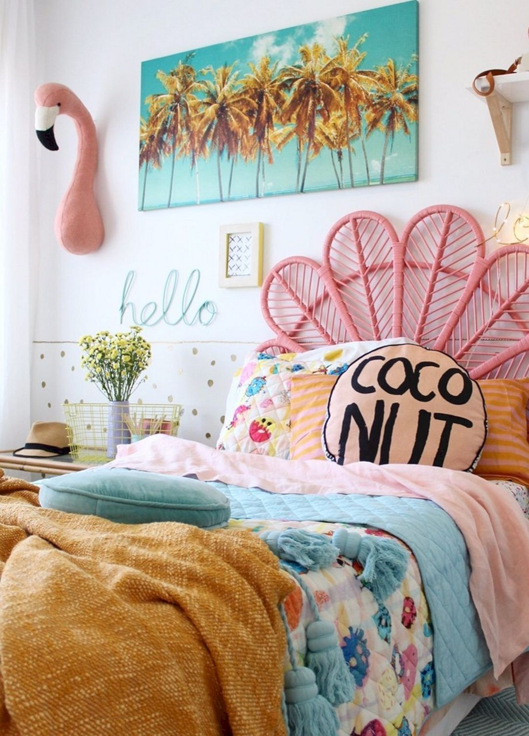 outstanding bedroom ideas girls room | 65+ Beautiful Tween Bedroom Decorating Ideas / FresHOUZ ...