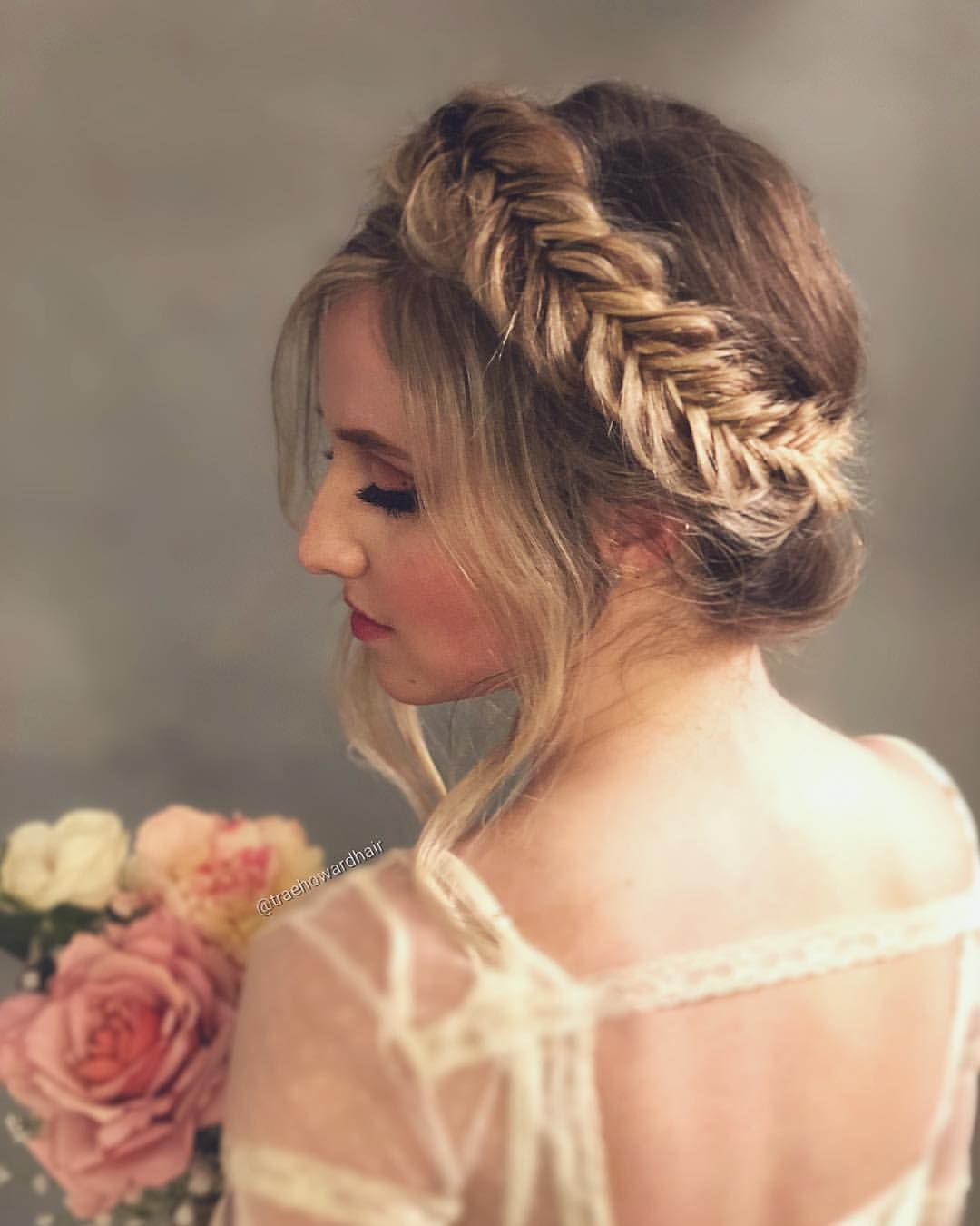 Wedding Hairstyle Nashville: Nashville Bridal Hairstylist Trae Howard Hair