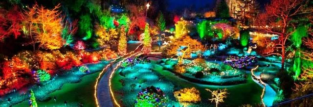 866b9e75f72491368749d9b79f2d077f - The Butchart Gardens Christmas Lights Tour