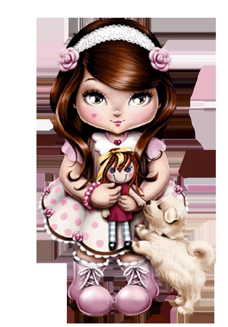 Jolie Tiliabra | Jolie - Tilibra - novas versões da bonequinha.