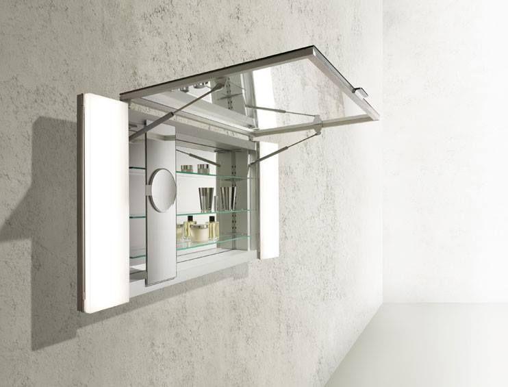 Trends im Badezimmer 2) Licht Die Integration der LED