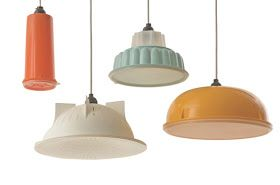 At Home At Home: Vintage Lighting