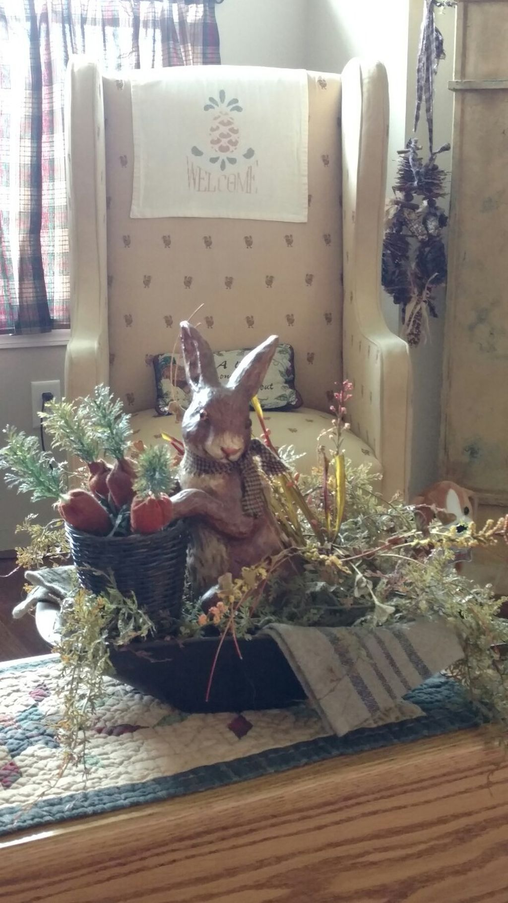 Cool easter holiday home decoration ideas also decor rh pinterest