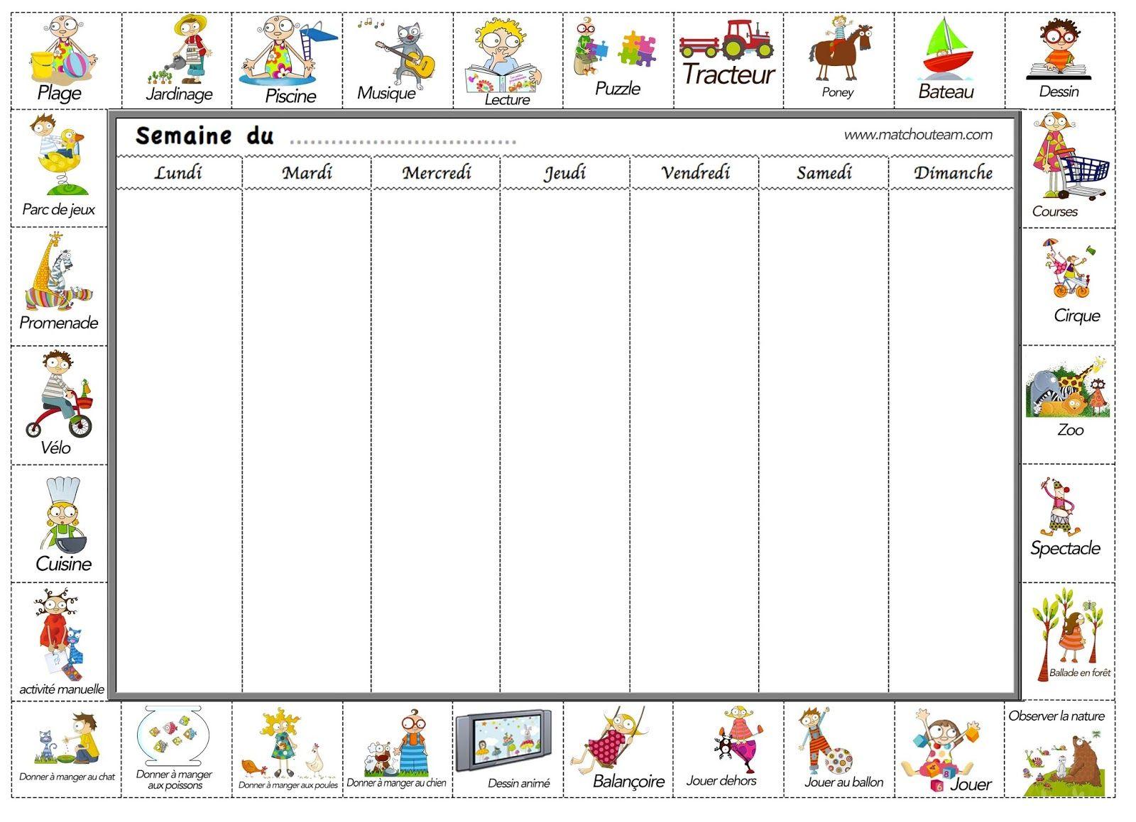 Cahier de vacances des petits for Tableau temps de sterilisation plats cuisines