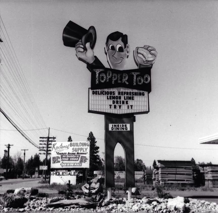 Topper Too!! Coeur d'alene, Coeur d'alene idaho, Idaho