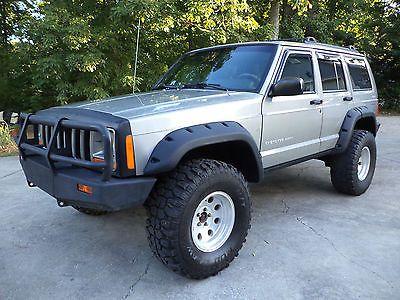 Jeep Cherokee Sport Cherokee Sport Jeep Cherokee Xj 2001 Jeep