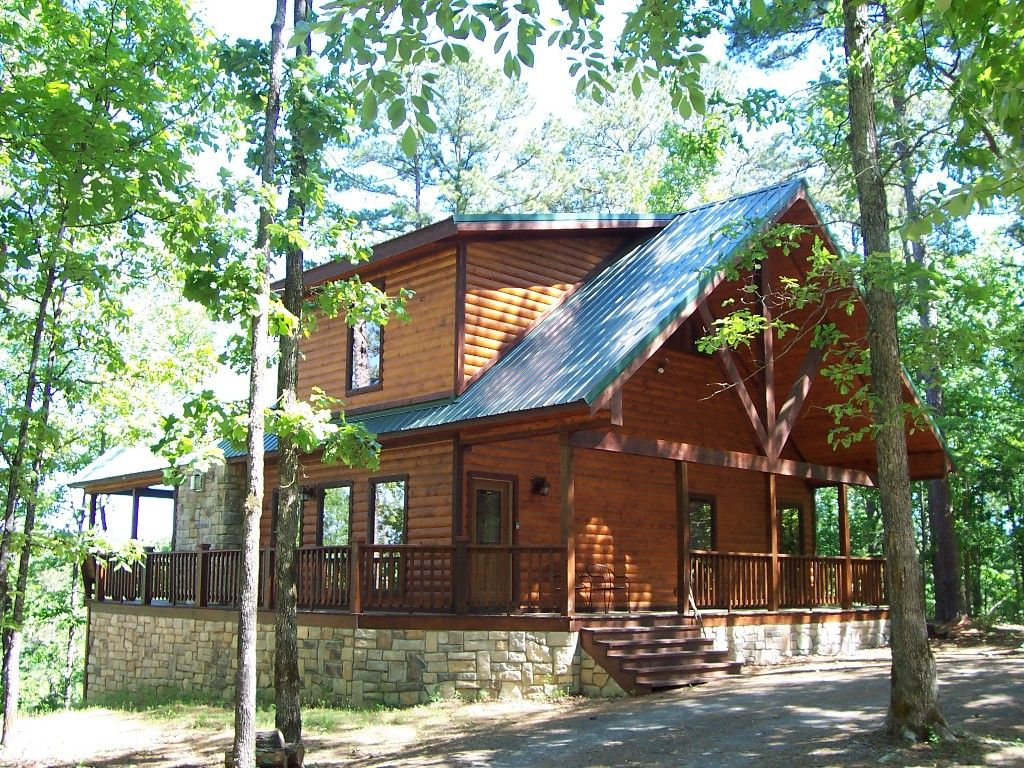 Broken Bow Vacation Rental Vrbo 448073 2 Br Ok Cabin