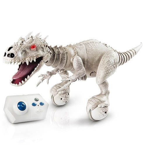 Zoomer Dino Jurassic World Indominus Rex Collectible Robotic