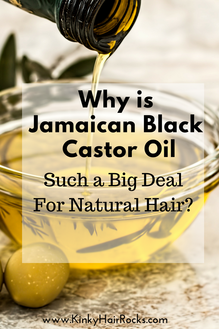 Is the hype about jamaican black castor oil true natural hair