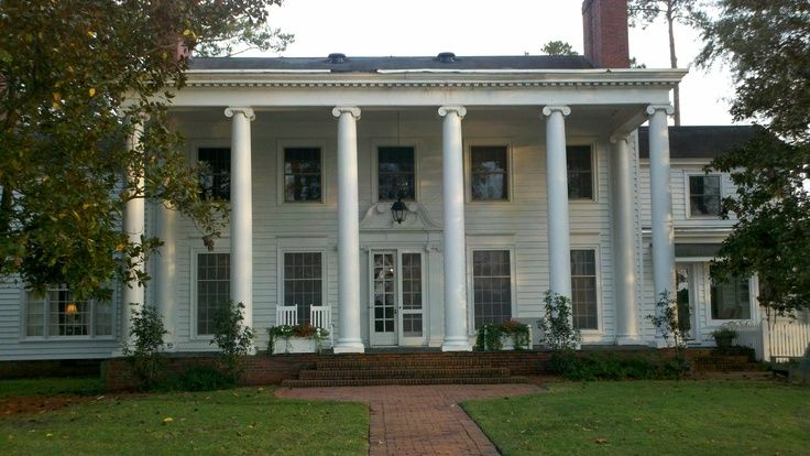 Whitford Plantation New Bern Nc Venue Colonial Homes