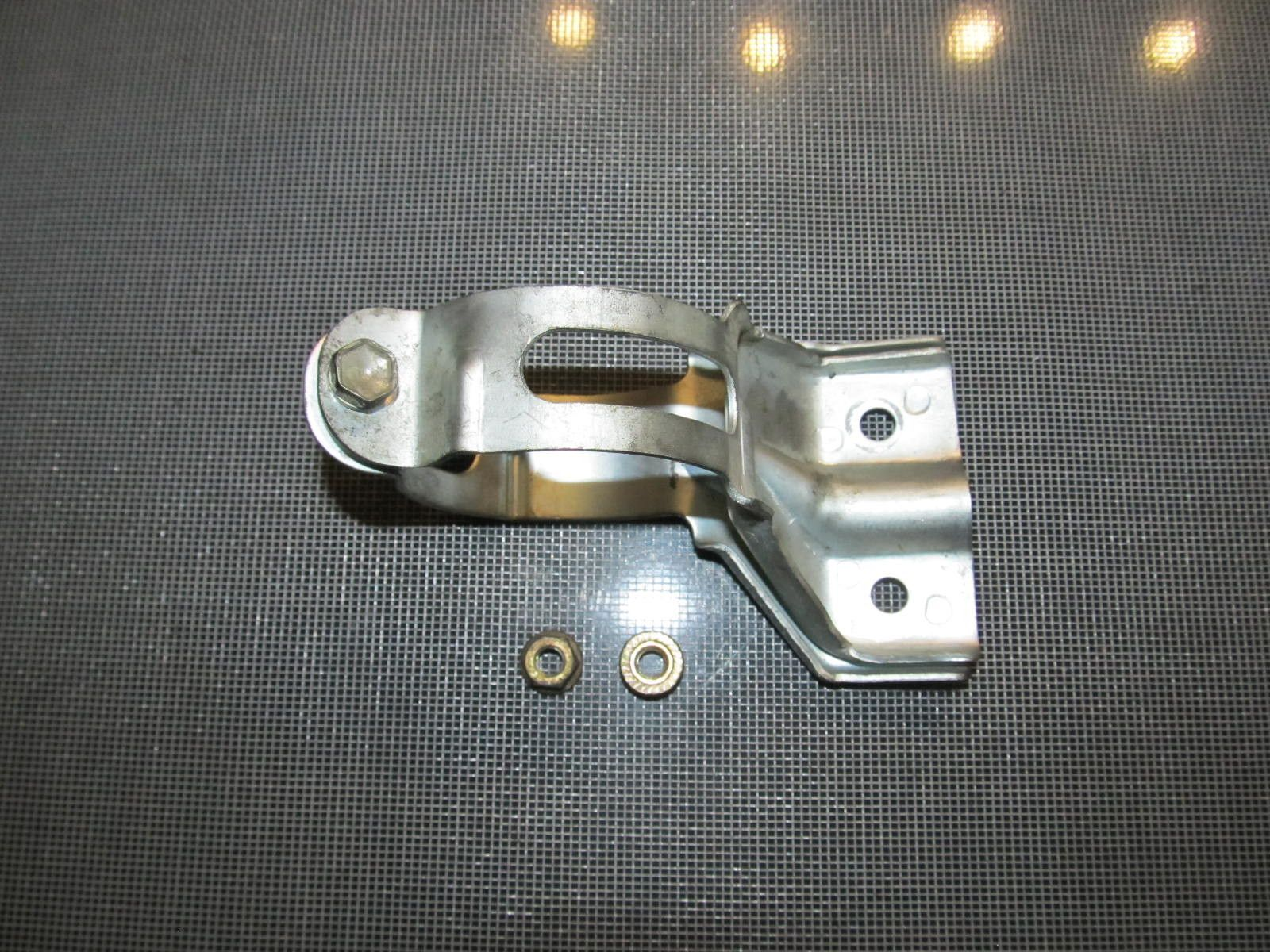 small resolution of 90 93 miata oem fuel filter bracket