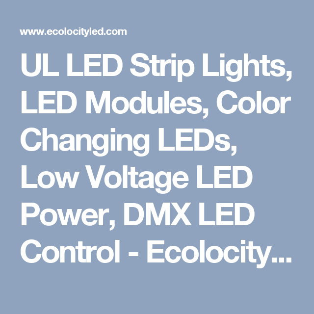 Ul led strip lights led modules color changing leds low voltage ul led strip lights led modules color changing leds low voltage led power aloadofball Choice Image