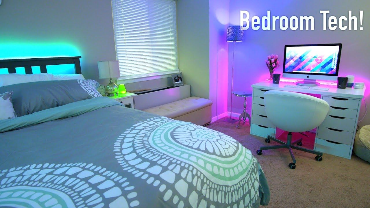 Teching Out Our Bedroom Room Tour 2017 Youtube Ikea Table Tops Room Tour Room