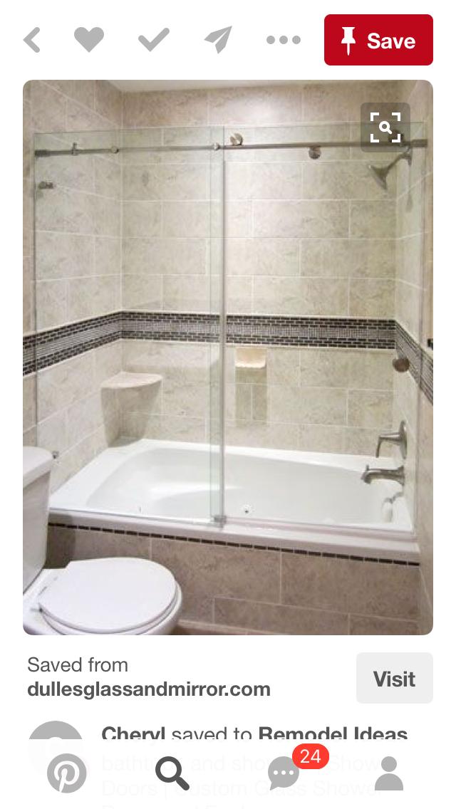 Pin By Rudy Parra On Home Jessica Tub Shower Doors Bathtub Doors Shower Doors