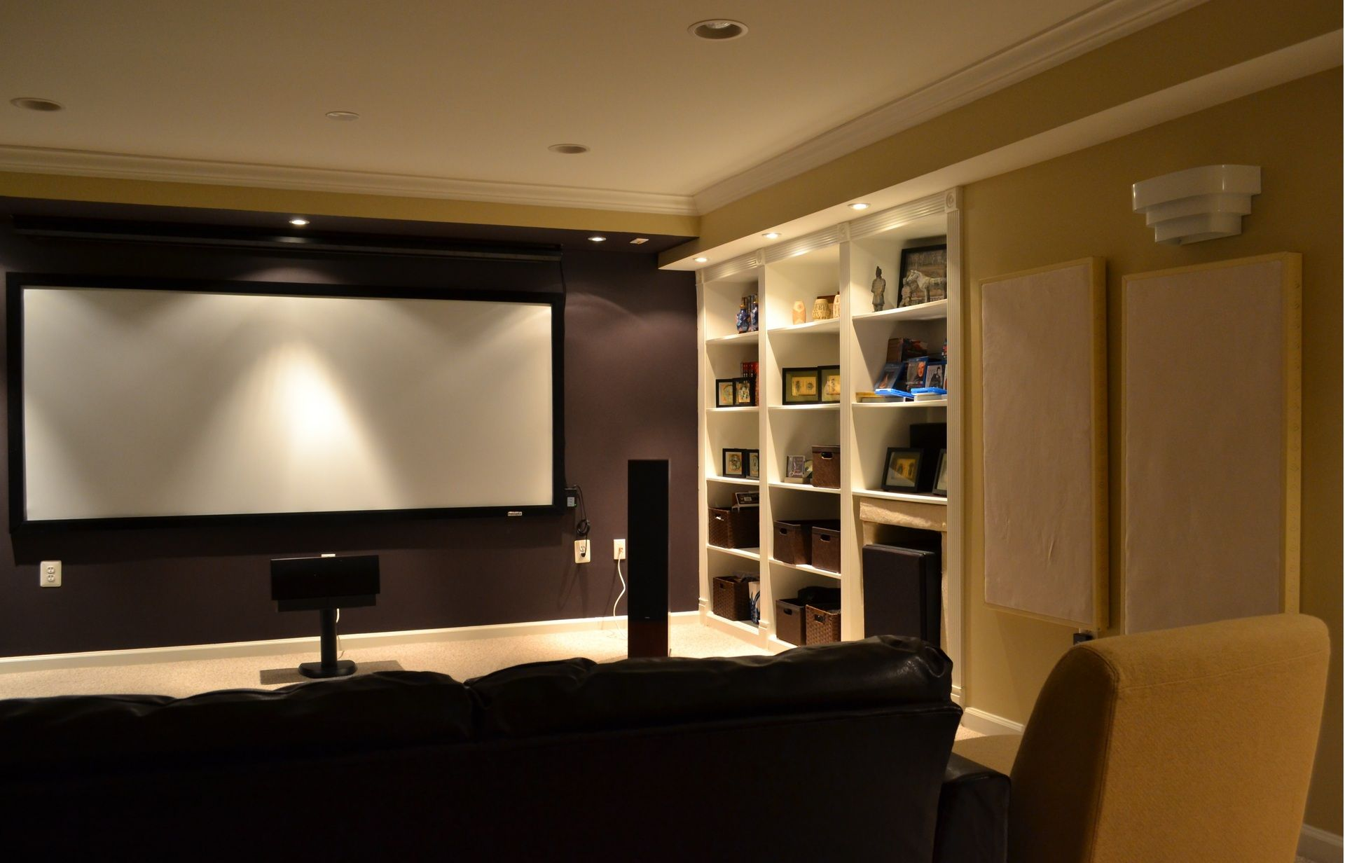 Jjmbxkb 39 s home theater gallery my home theater hangout for Home theater setup ideas