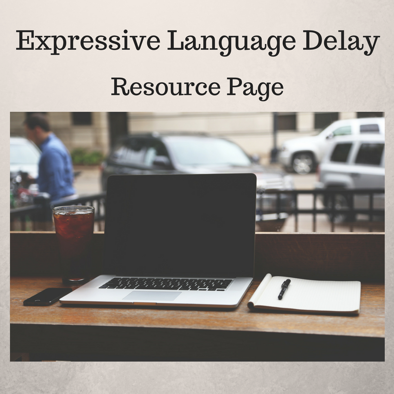Learn About Expressive Language Delay Including How To