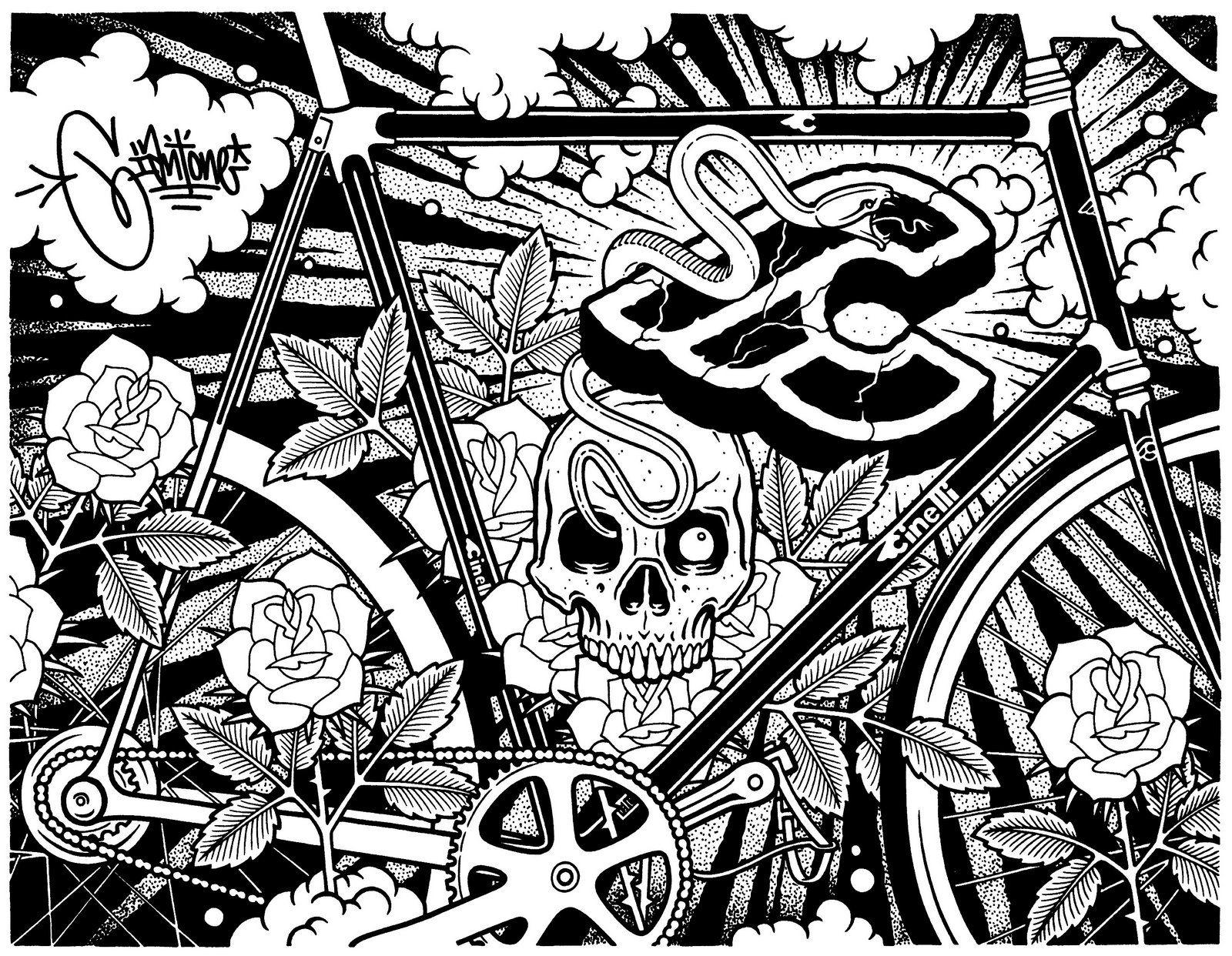 giant art graffiti | BIGGER version here.