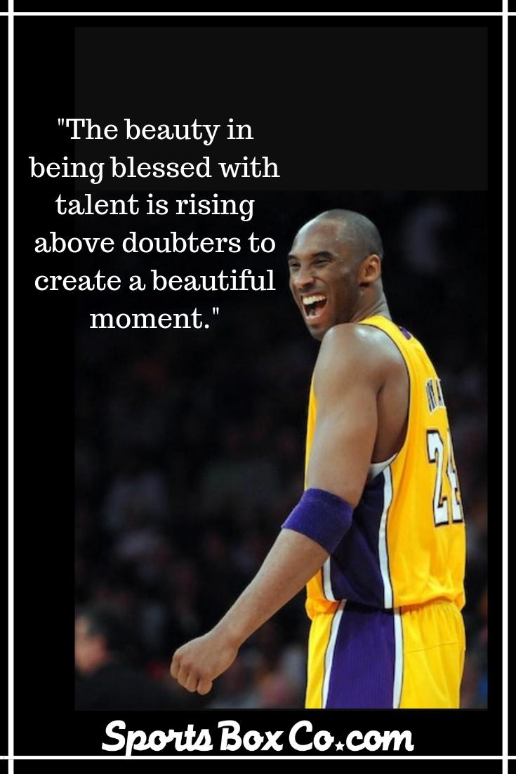 Kobe Bryant Quote In 2020 Kobe Bryant Quotes Kobe Quotes Kobe Bryant Wallpaper