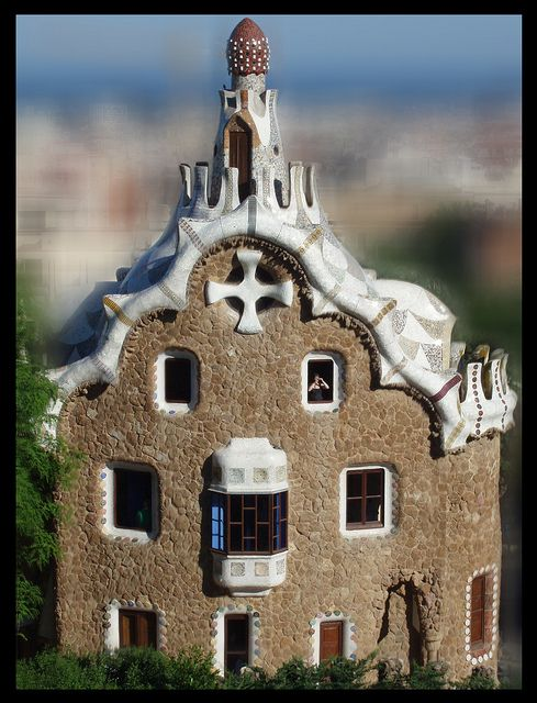 Barcelona, Park Guell by the.misspiggy, via Flickr
