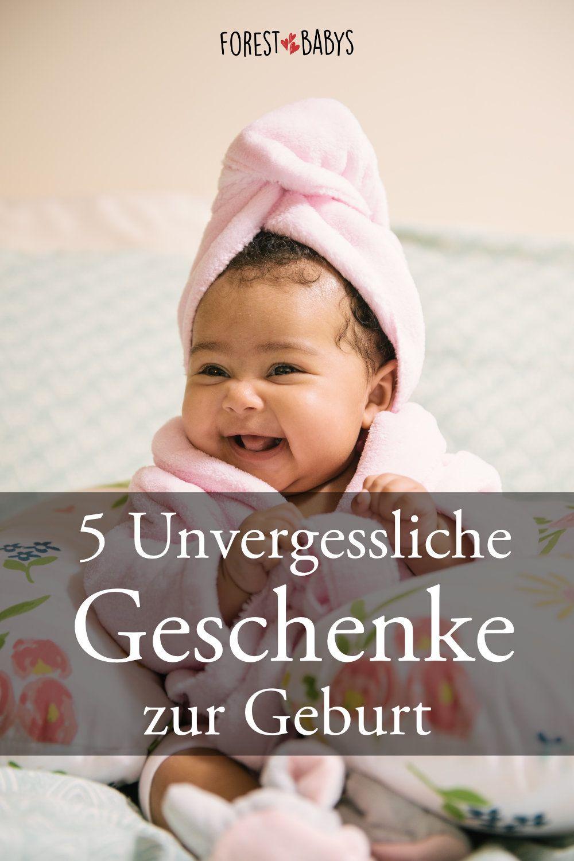 5 Unvergessliche Geschenke Zur Geburt Fur Mutter Und Vater Baby Face Baby Shower Baby