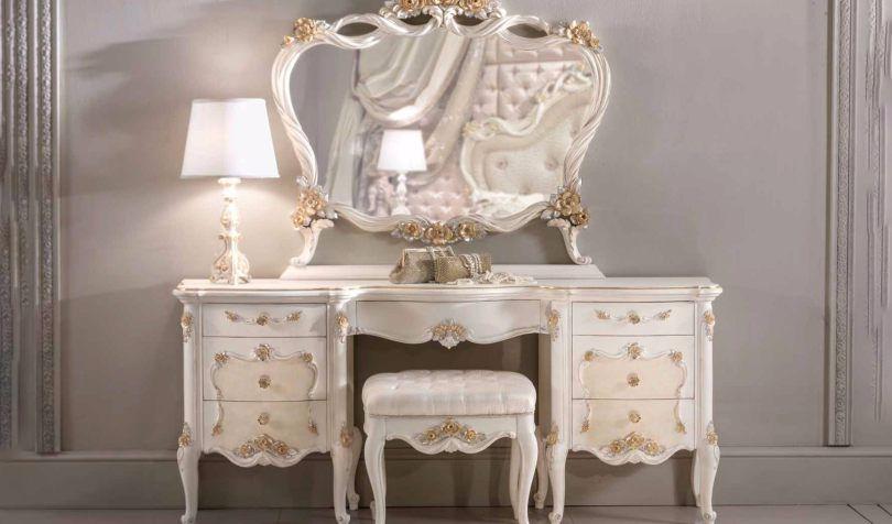 Ameli Sedie ~ Ameli sedie classical bedroom dressing table luxury furniture