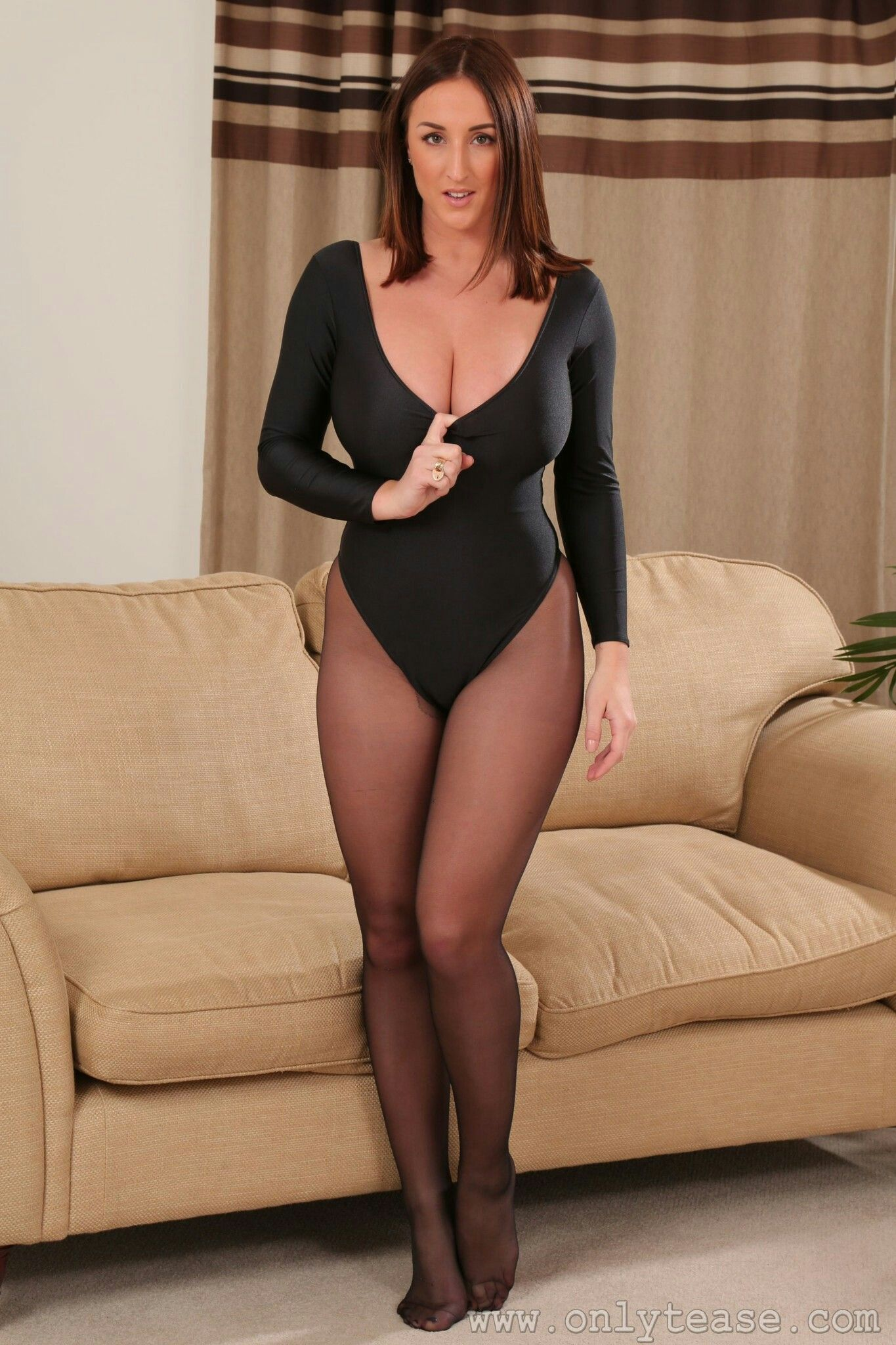 Legs Hot Teen Pantyhose Can 107