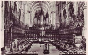 """6"""" x 4"""" Birthday Greetings Card English Church Lincolnshire Lincoln Cathedral LN9 by Danetre Gifts. $3.49. Suitable for any occasion. PLEASE NOTE THAT MANY OF THE ENGLISH CHURCH IMAGES USED ARE SCANNED FROM OLD POSTCARDS. IMAGE QUALITY FROM THESE SCANS IS DECIDED BY THE IMAGE QUALITY OF THE ORIGINAL POSTCARD AND IN MANY CASES THE IMAGE QUALITY IS POOR BUT WE FEEL REFLECTS THE AGE THE PHOTOGRAPH WAS TAKEN IN ACCURATELY.. The card has a pleasing textured finish to give an """"..."""