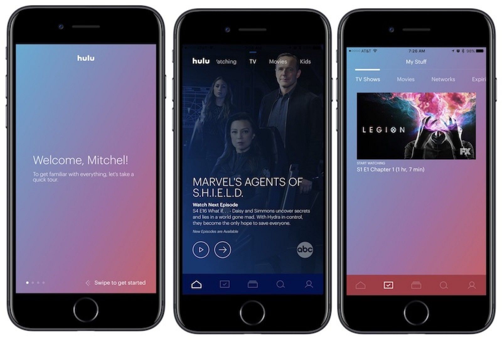 Complete details about Hulu mobile application