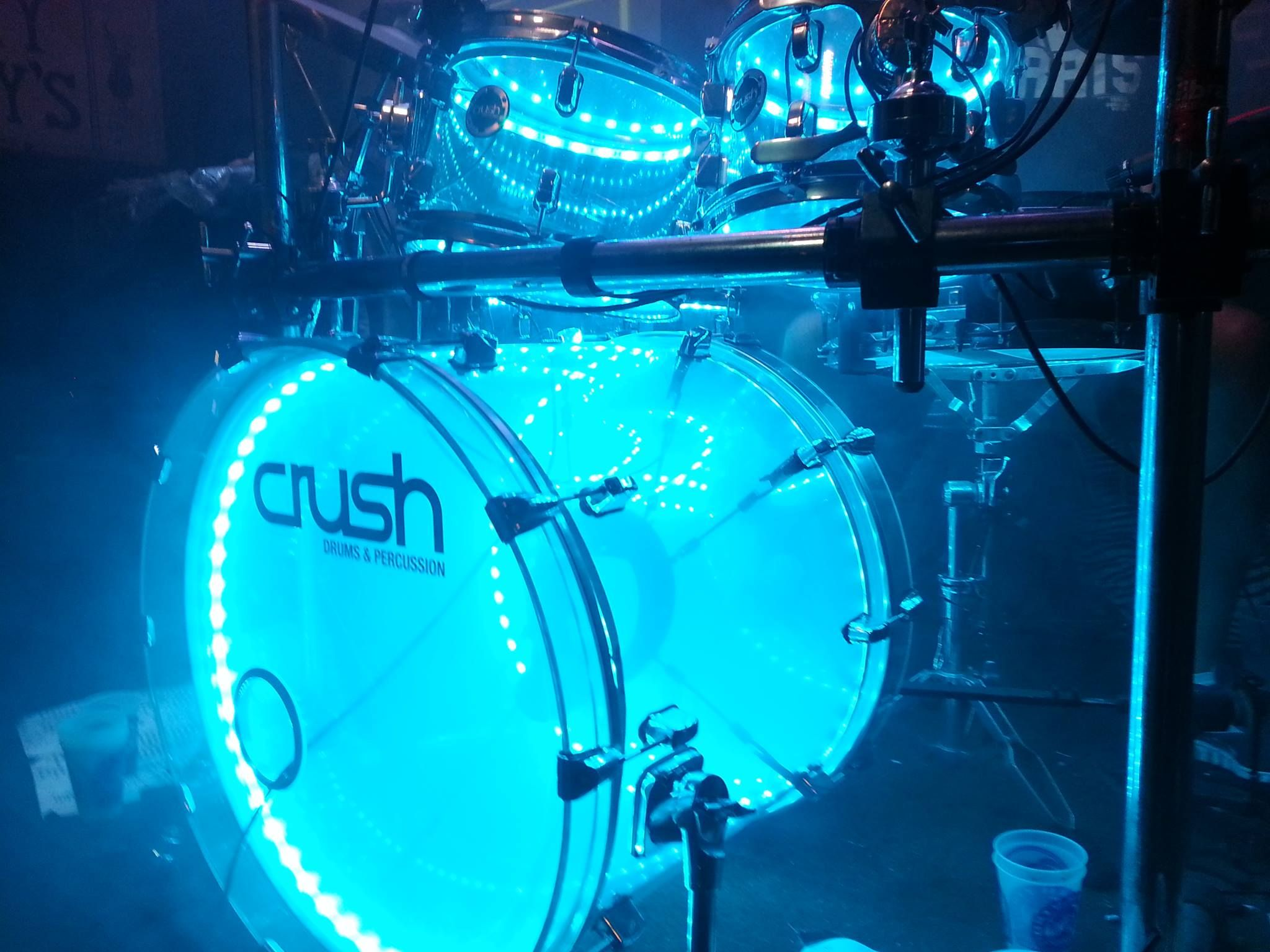 Bateria Musica Porno new drums   drums, light up, music instruments