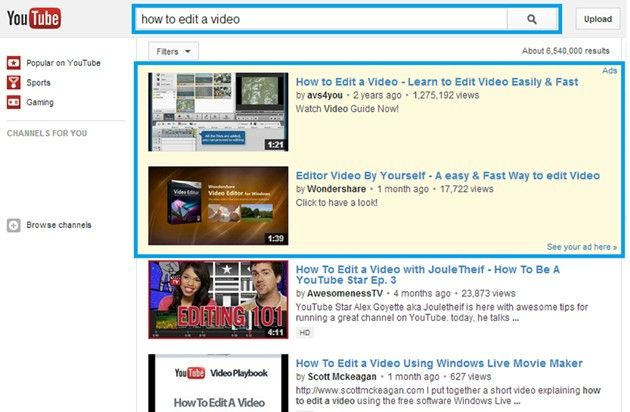 Free And Paid Ways To Promote Your Brand On Youtube Youtube Youtube Ads Youtube Advertising